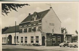 Maasbracht v. 1960  Hotel-Cafe-Restaurant Jac Schulpen,Rijksweg 3  (52233)