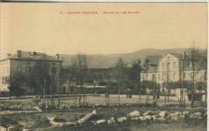Bourg Madame v. 1926  Marie et Les Ecoles   (52348)