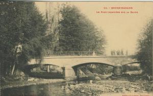 Bourg Madame v. 1926  La Pont-Frontiere Sur la Raour   (52350)