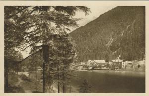 Reutte v. 1939  Planseehotel