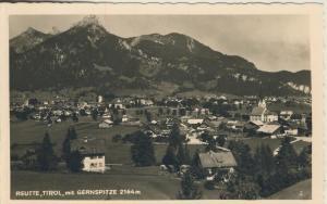 Reutte v. 1936  Dorfansicht  (52711)
