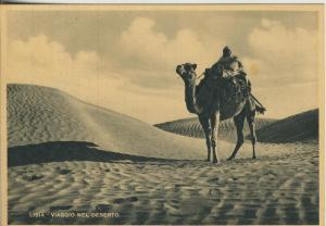 Libia / Libyen v. 1938  Viaggio nel Deserto  (52810)
