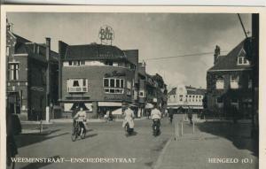 Hengelo v. 1963  Weemenstraat-Enschedesestraat  (52827)