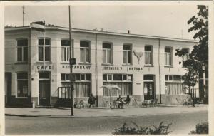 Oldenzaal v. 1964  Cafe Restaurant