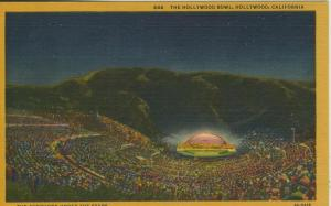 Los Angeles v. 1950  The Symphony under the Stars  (53014)