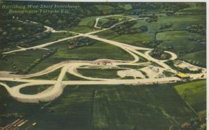 Harrisburg West Shore v. 1950  Pennsylvania Turnpike E-23   (53020)