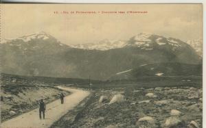 Col de Puymaurens v. 1924  Descente vers L`Hospitalet  (53027)