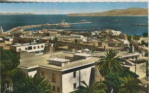 Tanger v. 1961  Vue generale du port  (53032)