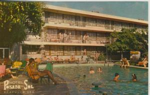 Acapulco v. 1962  Hotel Posadadel Sol   (53047)