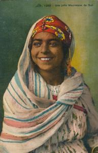 Saudi-Arabien v. 1926  Une jolie Mauresque du Sud  (53107)
