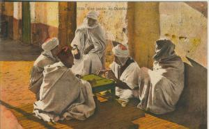 Saudi-Arabien v. 1926  Une partie de Dominos (53110)