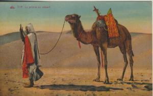 Saudi-Arabien v. 1926  Lo priere au desert  (53111)