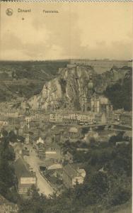 Dinant v. 1916   Teil-Stadt-Ansicht  (53147)