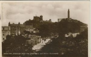 Edinburgh v. 1936  Calton Hill  (53180)
