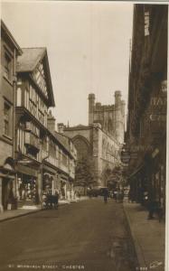 Chester v. 1936  St. Werburgh Street   (53182)
