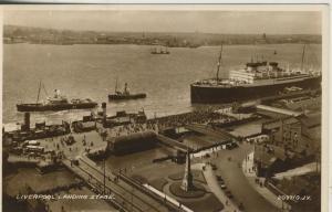 Liverpool v. 1936  Landing Stage  (53186)