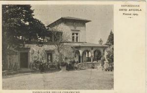 Firenze v. 1904  Esposizione Orto Avicola  (53355)