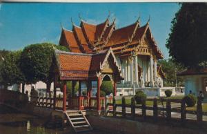 Bangkok v. 1977  Wad Benchamabopit ( Marble Temple)  (53622)