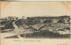 Carthage v. 1922  Citernes Romaines de la Malga  (53716)