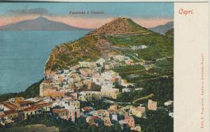 Capri v. 1916  Panorama e Vesuvio  (53728)