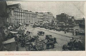Napoli v. 1915  Santa Lucia vecchia  (53735)