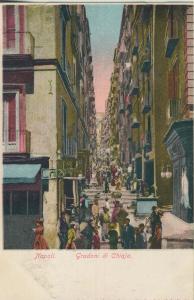 Napoli - II. v. 1904  Gradoni di Chiaja  (53737)