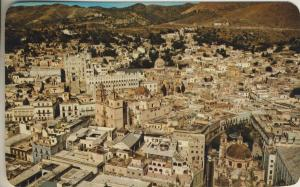 Guanajuato v. 1972  Teil-Stadt-Ansicht  (53786)