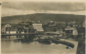 Faroe-Islands v. 1934  Thorshavn  (53854)