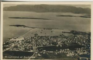 Reykjavík v. 1934  Loftmynd  (53855)