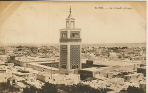Tunis v. 1910  La Grande Mosquee   (53857)