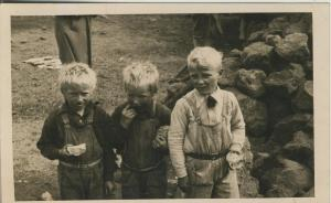 Irland v. 1959  Kinder aus Irland  (53861)