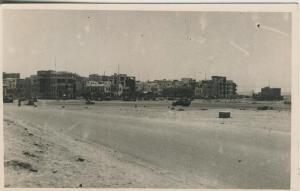 Jeddah = Dschidda v. 1955  Teil-Stadt-Ansicht   (53899-5)