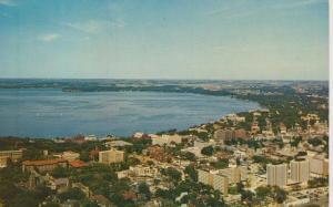 Madison v. 1960  Teil-Stadt-Ansicht  (53899-6)