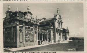 Lisboa v. 1959  Pavilhäo dos Desportos  (53899-12)
