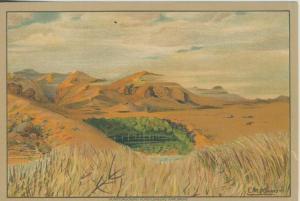 Kamerun v. 1936 Manenguba Gebirge - siehe Foto !! (53981-127)