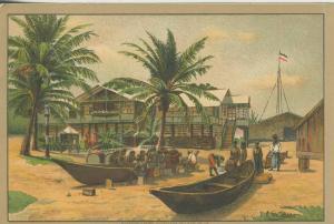 Kamerun v. 1936 Faktorei Longji - siehe Foto !! (53981-130)