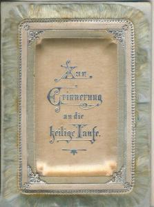 Erinnerung an die Taufe von 1914  (53981-141)