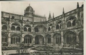 Lisboa v. 1958  Claustros dos Jeronimos  (53999-4)