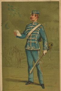 Sammelbild-Soldaten  (54099-140)