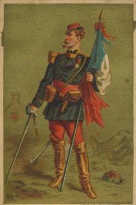 Sammelbild-Soldaten  (54099-141)