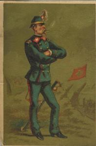 Sammelbild-Soldaten  (54099-142)
