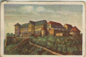 Brinkmann Tabak - Sammelbild Serie 1 (Württemberg) Bild Nr. 9 -- Tübingen  (50682)