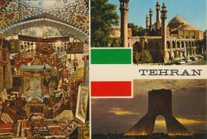 Tehran v. 1973  3 Ansichten  (55307)