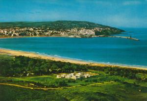 Tanger v. 1976 Stadtansicht am Meer  (55309)