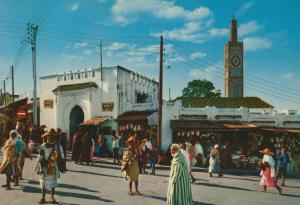 Tanger v. 1974  Place du Grand Socco  (55373)