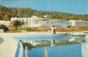 Tipaza v. 1974  Hotel-Anlage  (55374)