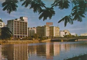 Refice v. 1968  Coelho Bridge and Sun Street,Hotel Firelli  (55416)