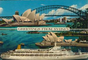 Sydney v. 1981 siehe Foto !!  (55418)