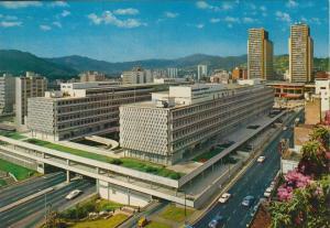 Caracas v. 1974  Torres de la Avenida Bolivar  (55419)