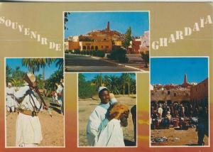 Ghardaia v. 1970  4 Ansichten  (55431)